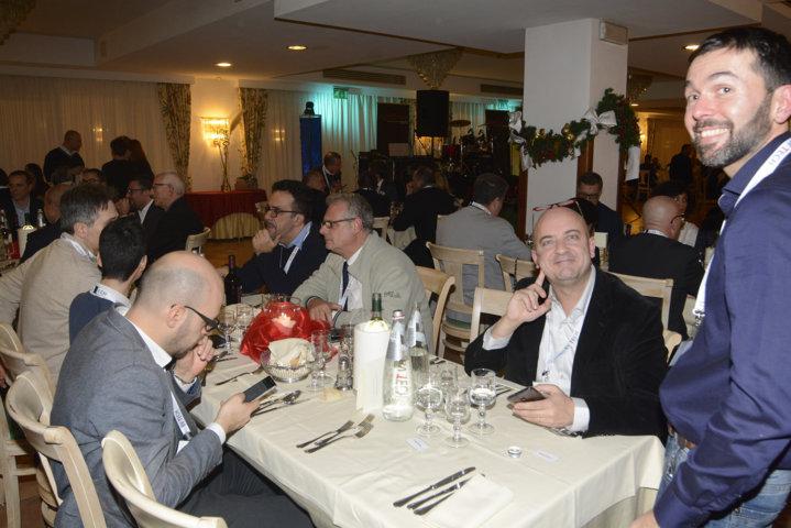la partecipazione del management e dei collaboratori al meeting di BV TECH
