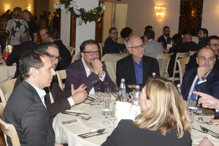 Raffaele Boccardo al meeting di BV TECH