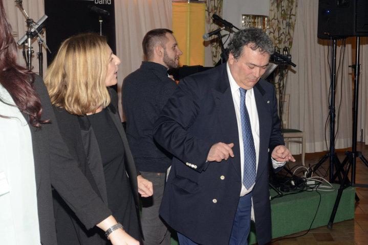 Il meeting di BV TECH con  Raffaele Boccardo