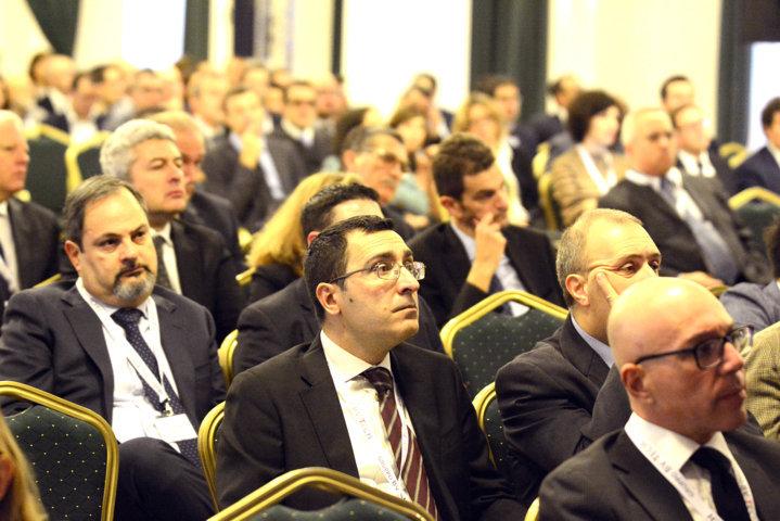 Collaboratori e responsabili del Gruppo BV TECH al Meeting annuale
