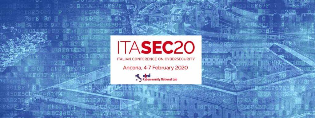 ITASEC 2020