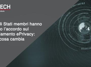 regolamento privacy