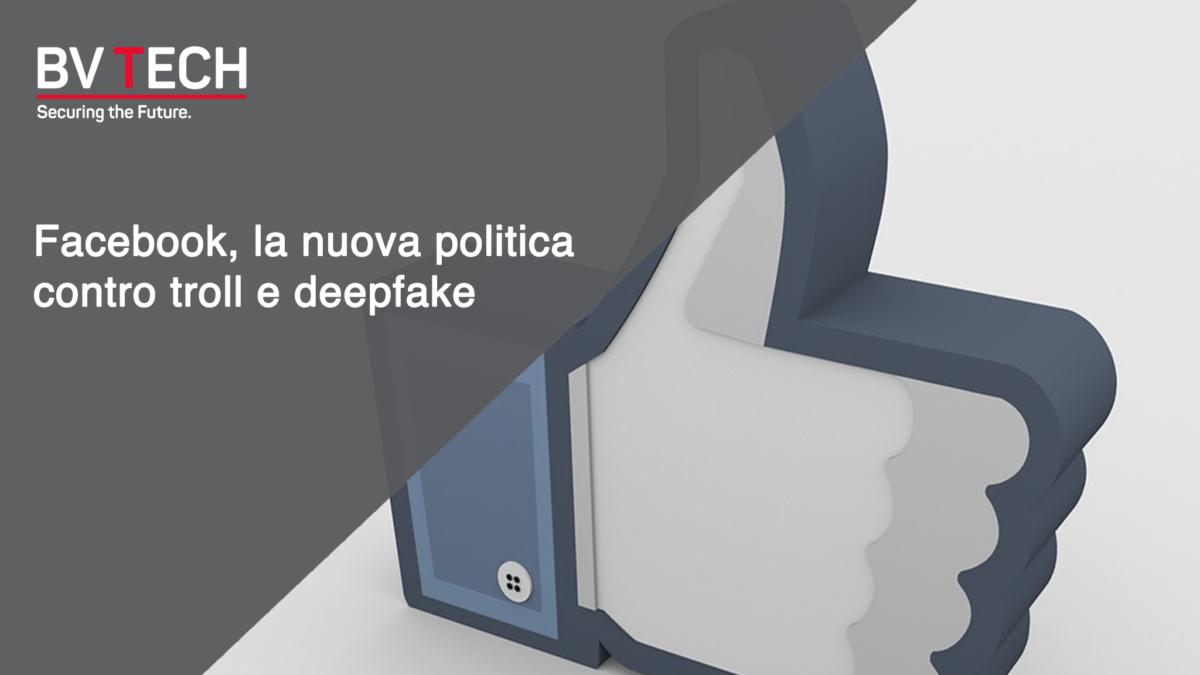 deepfake Faccebook