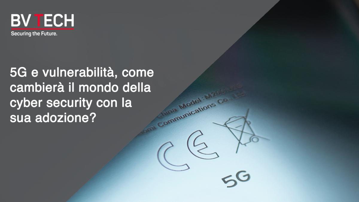 5G vulnerabilità