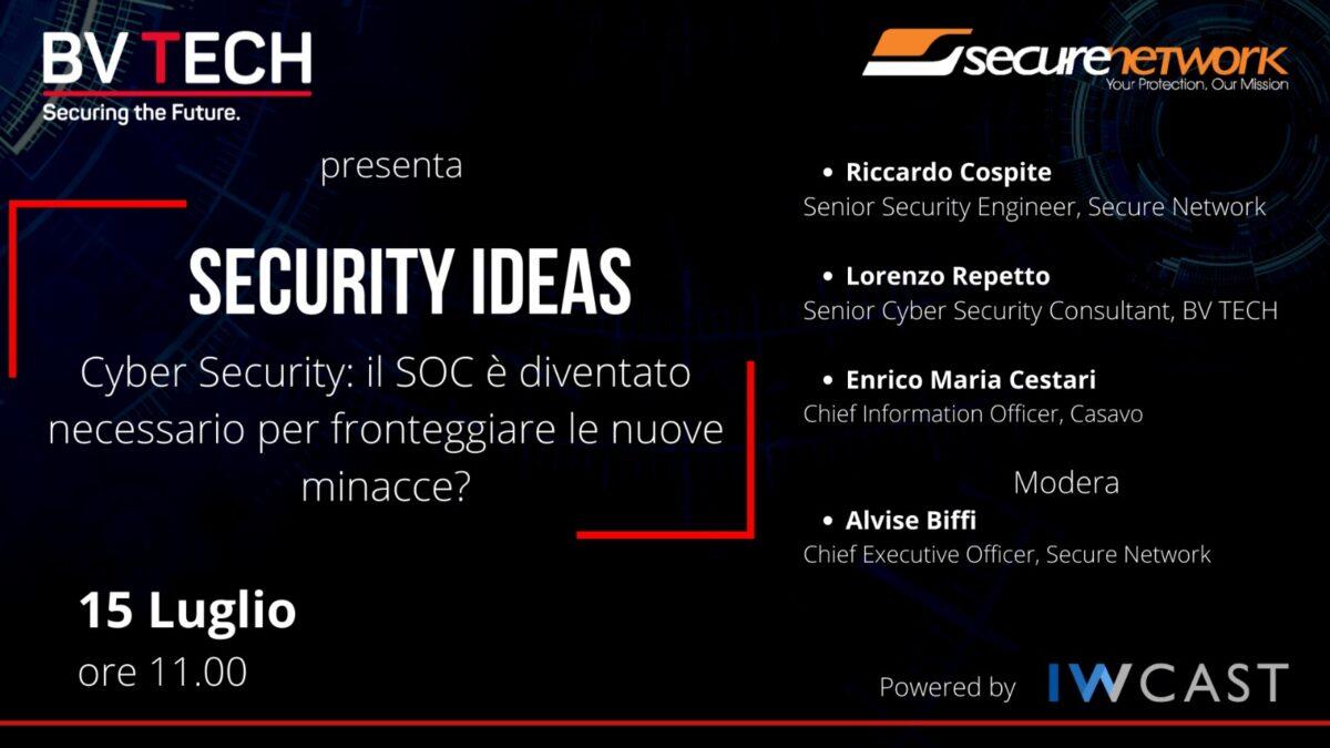 Security Ideas